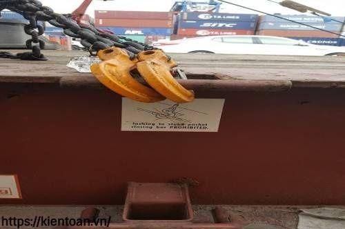 Dây Đai Chằng Hàng Container | Công Ty TNHH TMDV Kiện Toàn