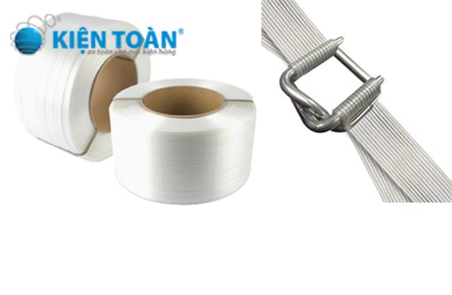 Sử dụng loại dây đai composite chuyên dụng