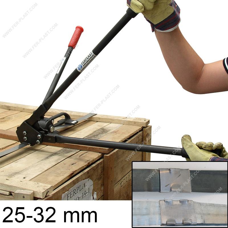 Dụng Cụ Đóng Đai Thép Cầm Tay Model: S298 - C3173